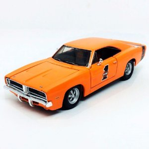 Dodge Charger R/T Custom N 1 Harley Davidson 1969 1/25 Maisto HD Custom