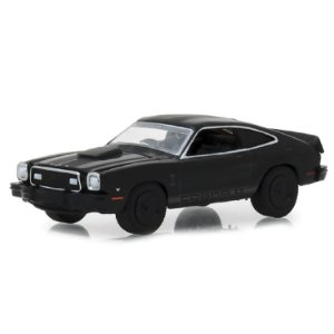 Ford Mustang II Cobra II 1976 Black Bandit Serie 20 1/64 Greenlight