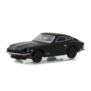 Datsun 240Z 1971 Black Bandit Serie 20 1/64 Greenlight