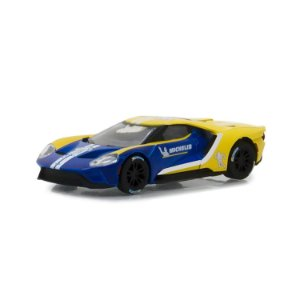 Ford GT USA 2017 Michelin 1/64 Greenlight