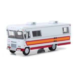 Motorhome Condor II 1972 HD Trucks Serie 13 1/64 Greenlight