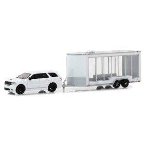 Dodge Durango R/T 2018 e Trailer Hitch & Tow Serie 15 1/64 Greenlight