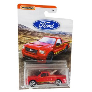 Ford F150 SVT Lightning 1/64 Matchbox Ford