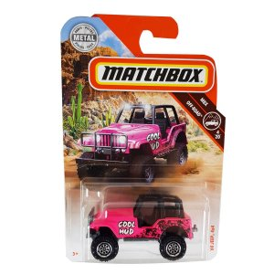 Jeep 4x4 1960 1/64 Matchbox MBX Off Road