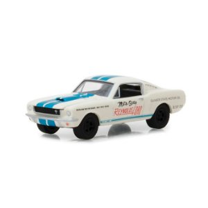 Ford Mustang Shelby GT350 Coupe 1965 Mike Gray 1/64 Greenlight