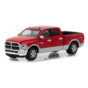 Dodge Ram 2500 2018 Big Horn Harvest Edition 1/64 Greenlight