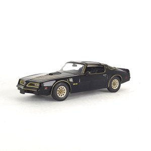 Pontiac Trans AM 1977 Smokey and The Bandit 1/43 Greenlight Hollywood