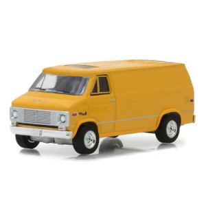 GMC Vandura 1972 Blue Collar Serie 4 1/64 Greenlight