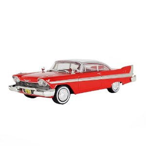 Plymouth Fury 1958 Christine 1/43 Greenlight Hollywood