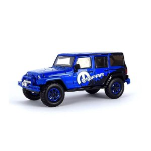 Jeep Wrangler Unlimited Mopar Edition 2012 1/43 Greenlight All Terrain