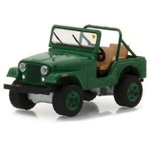 Jeep CJ-5 1974 Mecum Auctions 1/64 Greenlight