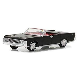 Lincoln Continental 1965 Mecum Auctions 1/64 Greenlight