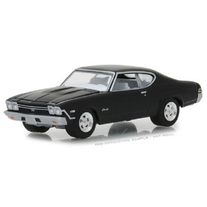Chevrolet Chevelle SS 1968 Bad Boys 1/64 Greenlight