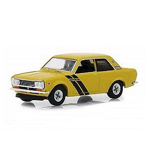 Datsun 510 1972 Tokyo Torque 1/64 Greenlight