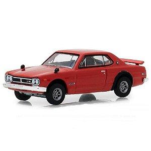 Nissan Skyline 2000 GT-R 1972 Tokyo Torque 1/64 Greenlight