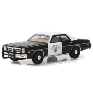 Dodge Monaco 1978 Hot Pursuit 1/64 Greenlight
