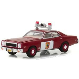 Plymouth Fury 1978 Hot Pursuit 1/64 Greenlight