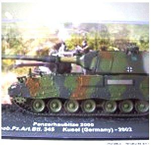 Panzerhaubitze 2000 Kusel (Gremany) 2002 1/43 IXO