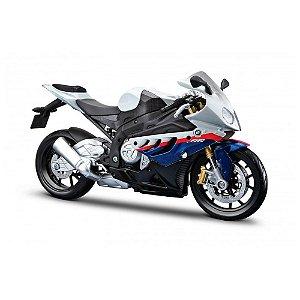 Moto BMW S100 RR 1/12 Maisto