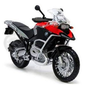 Moto BMW R1200GS 1/12 Maisto