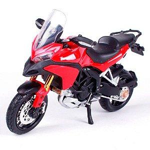Moto Ducati Multistrada 1200S 1/12 Maisto