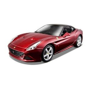 FERRARI CALIFORNIA T CLOSED TOP 1/24 BBURAGO