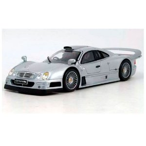 MERCEDES-BENZ CLK-GTR STREET VERSION 1/18 MAISTO