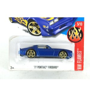 '77 PONTIAC FIREBIRD HW FLAMES 1/64 HOT WHEELS