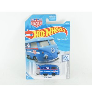 VOLKSWAGEN KOOL KOMBI 1/64 HOT WHEELS
