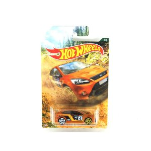 FORD FOCUS RS 2009 1/64 HOTWHEELS