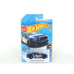FORD SHELBY GT500 SUPER SNAKE 2010 1/64 HOTWHEELS