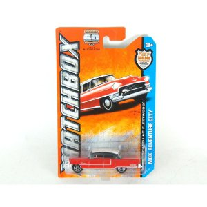CADILLAC FLEETWOOD 1965 MBX ADVENT CITY 60TH 1/64 MATCHBOX
