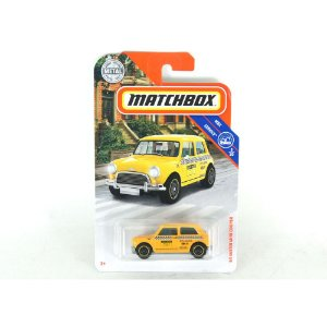 AUSTIN MINI COOPER 1964 1/64 MATCHBOX