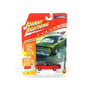 DODGE DART SWINGER 1969 1/64 JOHNNY LIGHTNING