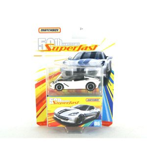 CORVETTE STINGRAY 2016 SUPERFAST 50TH 1/64 MATCHBOX