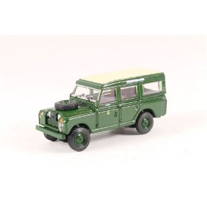 LAND ROVER SERIESII INFANTARY 1/76 OXFORD MILITARY