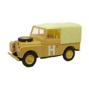 SAND MILITARY 1/76 OXFORD COMMERCIALS