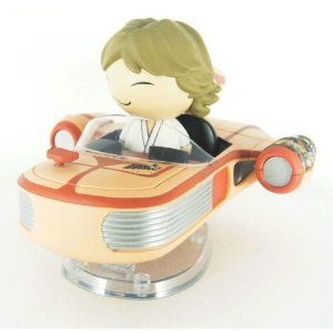 STAR WARS - LUKE SKYWALKER COM SPEEDER DISNEY DIRBZ