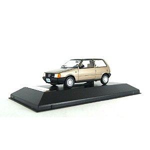 FIAT UNO 1983 CHAMPAGNE 1/43 PREMIUMX