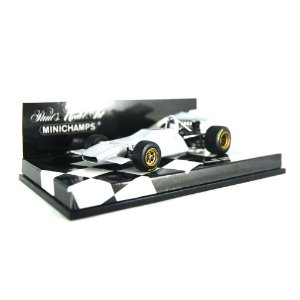DE TOMASO FORD FRANK WILLIANS RACING TEAM FACTORY ROLL OUT 1/43 MINICHAMPS