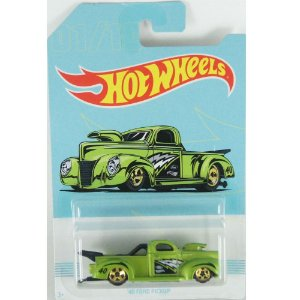 FORD PICKUP 1940 1/64 HOTWHEELS