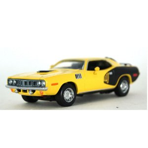 PLYMOUTH BARRACUDA 1971 1/43 MATCHBOX
