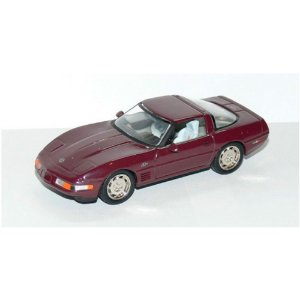 Chevrolet Corvette 1993 40th Anniversary Edition 1/43 MATCHBOX