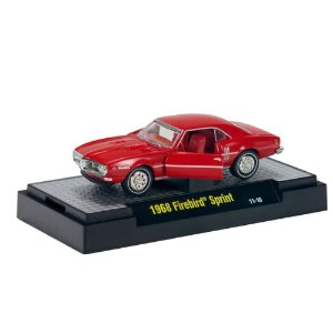 Firebird Sprint 1968 DETROIT-MUSCLE 1/64 M2 Machines