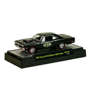Plymouth Road Runner 440 6-Pack 1969 1/64 M2 Machines