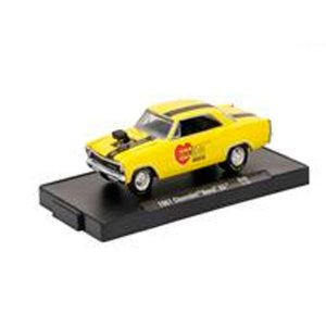 Chevrolet Nova SS 1967 DETROIT-MUSCLE 1/64 M2 Machines