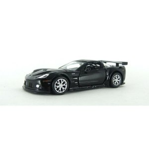 Chevrolet Corvette C6-R Luz e Som 1/32 Hot Wheels