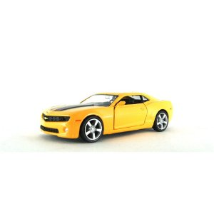 Chevrolet Camaro Amarelo Luz e Som 1/32 Hot Wheels