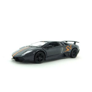 Lamborghini Murciélago LP 670-4 Luz e Som 1/32 Hot Wheels