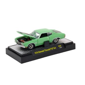 Chevrolet Chevelle SS  1970 DETROIT-MUSCLE 1/64 M2 Machines